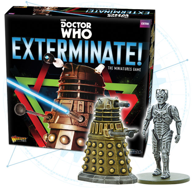 doctor who exterminate meeple watching
