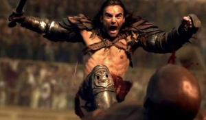 Dustin-Clare-as-Gannicus-SpartacusVengeance-Libertus
